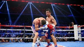 Manny Pacquiao vs Jeff Horn (Film Study)