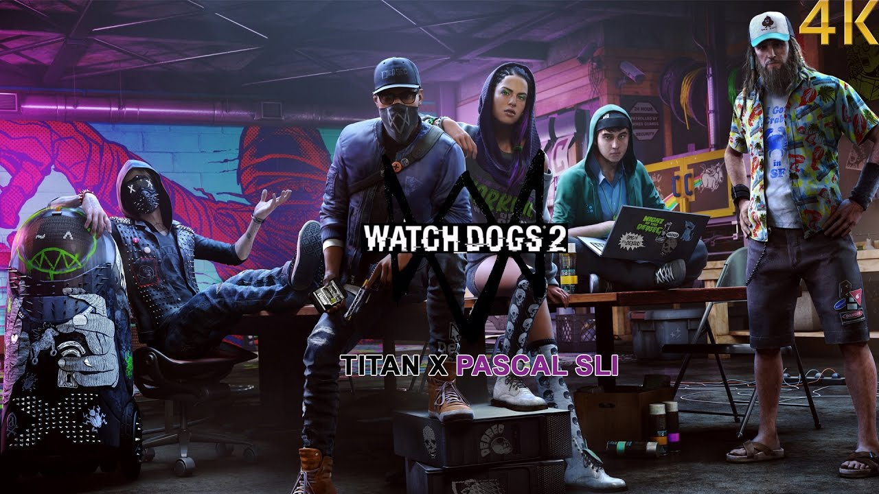 Watch Dogs  Nvidia Performance