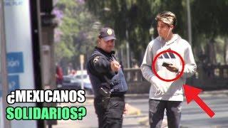 QUÉ TAN SOLIDARIA ES LA GENTE EN MÉXICO?