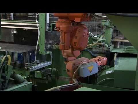 Manufacturing Knives Process M&G. Corte Selecto SL.