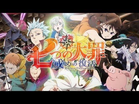 【七つの大罪 戒めの復活 OP Full】Nanatsu no Taizai S2 - Howling by FLOW×GRANRODEO を叩いてみた - Drum Cover