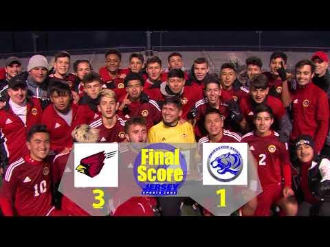 Kearny 3 Princeton 1 Group 4 Boys Soccer State Championship