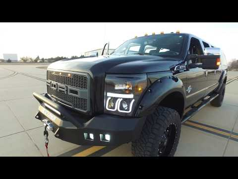 Texas Bound Six Door X  CABT 2016 Ford Excursion