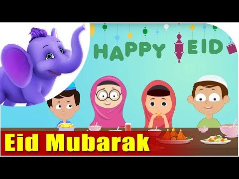Eid Mubarak song | Eid ul-fitr and Ramadan wishes from APPUSERIES (4K)