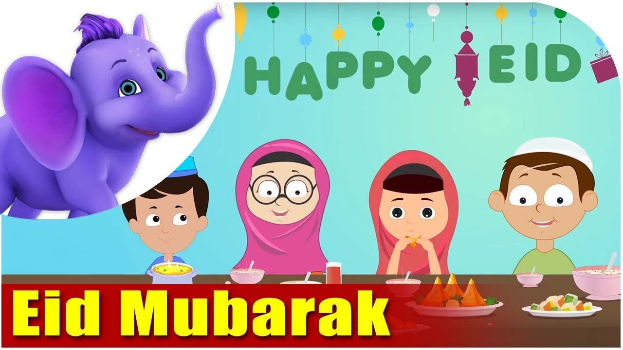 Eid Mubarak Song Eid Ul Fitr And Ramadan Wishes From Appuseries 4k