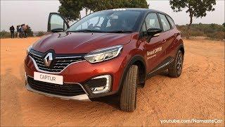 Renault Captur Platine 2017 Real life review