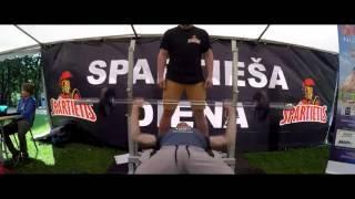 SPARTIETIS Sporta Dienā Stopiņu Novada Ulbrokā 2016