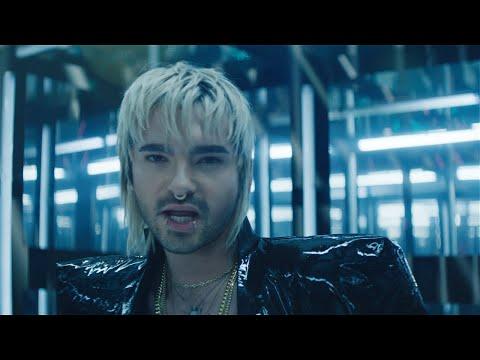Смотреть клип Tokio Hotel X Vize - Behind Blue Eyes