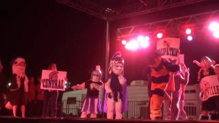 High School Mascots Dance-Off 2012 - CA Mid-Winter Fair & Fiesta