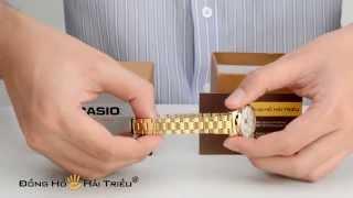 Review Casio - LTP-V004G-7BUDF [Đồng Hồ Hải Triều]