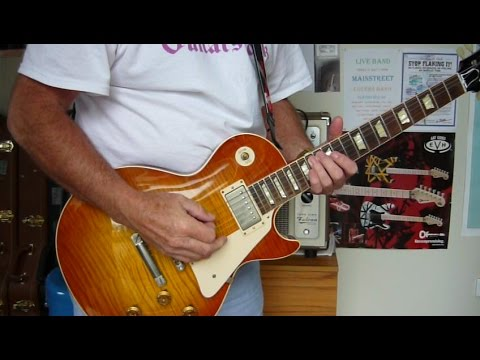 How To Play White Wedding Billy Idol By Guitars Rock