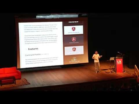 UX Salon 2015 - Designing Motion: Smart Transitions in UI Design / Adrian Zumbrunnen