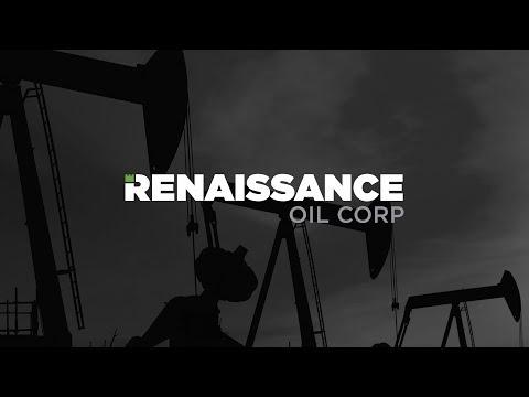 Renaissance Oil Corp. - 2018 Venture 50