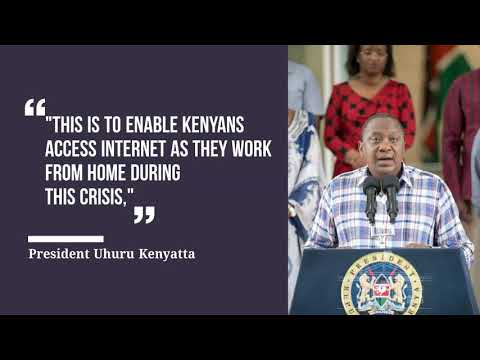Balloons to help Kenyans in self-quarantine