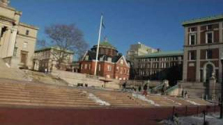Obama/Columbia University