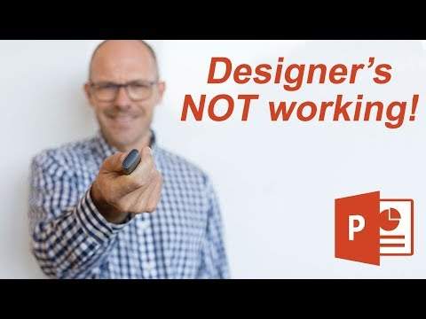 PowerPoint Designer NOT Working (6 Reasons Why)