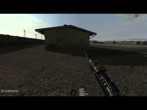 Shack Tactical: Knightfall, Winter Vostok. 23-02-2013