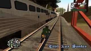 GTA San Andreas - Mission #17 - Wrong Side Of The Tracks