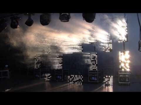 Demo: Chauvet Nexus AW 7x7 Led Panels