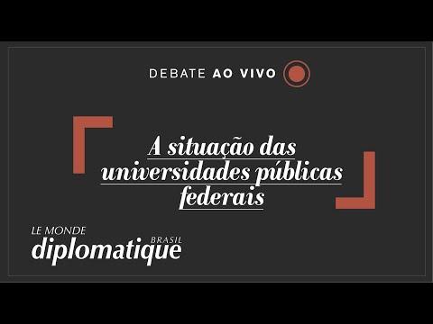 A situação das universidades públicas federais - Le Monde Diplomatique Brasil #20