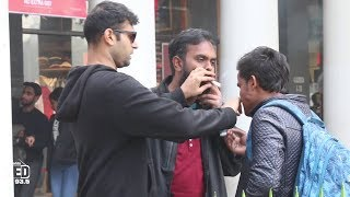 Aaj Se Cigarette Band   Prank   Yeh Kar Ke Dikhao