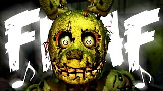 """Salvaged"" - Five Nights at Freddy"