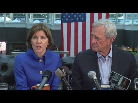 Lori Swanson Jumps Into Governor's Race With Rick Nolan As No. 2