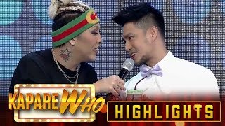 Download Ion clears up something with Vice Ganda | It's Showtime KapareWho Mp3 and Videos