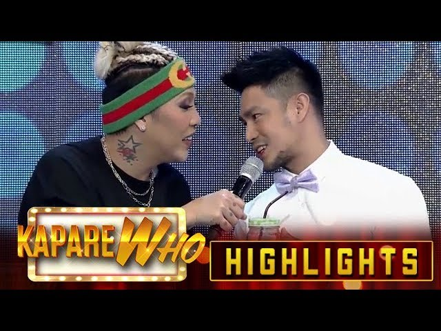 Ion clears up something with Vice Ganda | It's Showtime KapareWho