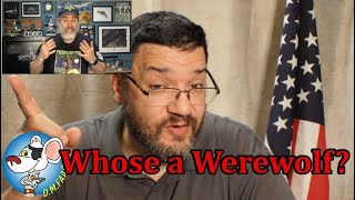 Whose a Werewolf?