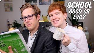 Is School Good or Evil? | Spill the Tea