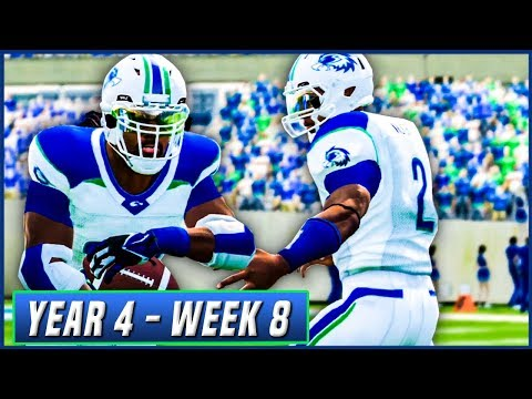NCAA Football 14 Dynasty Year 4 - Week 8 @ Air Force | Ep.61