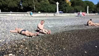 видео Абхазия в октябре - Погода в Абхазии в октябре в Гаграх, Пицунде, Сухуми