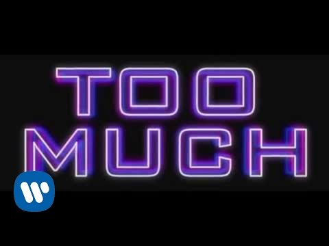 QUE. - Too Much ft. Trey Songz & Lizzle [Lyric Video]