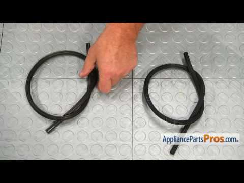 How To: Whirlpool/KitchenAid/Maytag Water Level Pressure Switch Hose W11044559