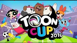 TOON CUP 2016 | CARTOON NETWORK | KID GAMES