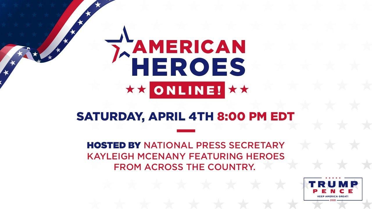 American Heroes ONLINE!