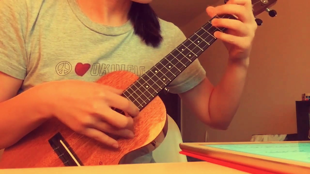 Canon in d ukulele cover youtube canon in d ukulele cover hexwebz Image collections