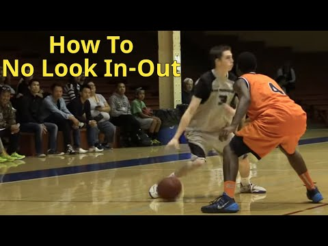 Rare Move Breakdown - No Look In-Out Dribble. Featuring Fred VanVleet and Kemba Walker
