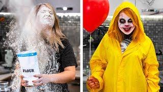 13 Einfache und Coole DIY Halloween-Deko und Kostüm-Ideen