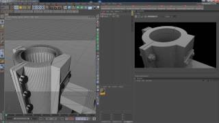 59. Видеоурок по Cinema 4D: Round Corners и потертости в Redshift