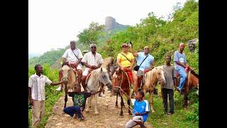 Haiti, King Henry, Sans-Souci Palace & Citadelle Laferriere.mov