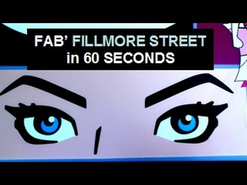 Fillmore Street In 60 Seconds