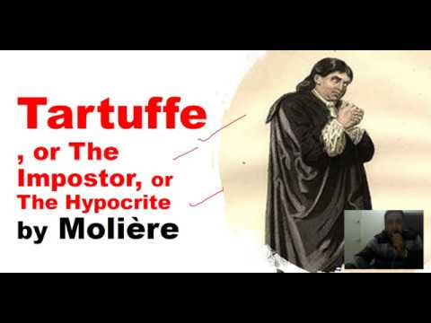 Summary of Tartuffe, or The Impostor, or The Hypocrite by Molière in Hindi