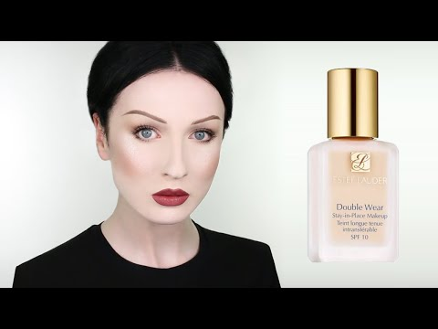 THE PALEST SHADE - Estee Lauder Double Wear Foundation Review | JOHN MACLEAN