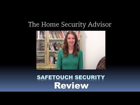 Safetouch Security Review