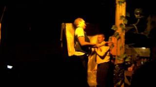 Halloween Show 2011 Camping Arc de Bará (VIDEO 2) Pánico en el Hotel... (part 2)