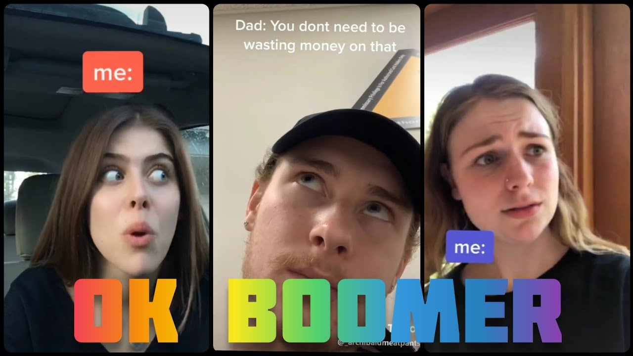 OK BOOMER TIKTOK COMPILATION
