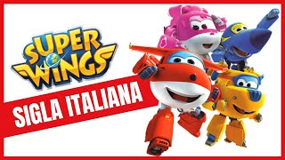SUPER WINGS | Sigla italiana cantata da Stefano Bersola Ft. Raggi Fotonici