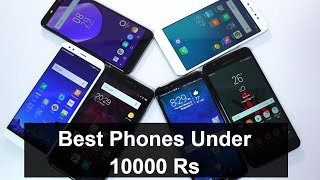 Best Phones Under 10000 Rs July 2018